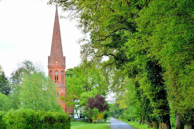 Kirche Arenshorst, Arenshorster Kirchweg, Bohmte