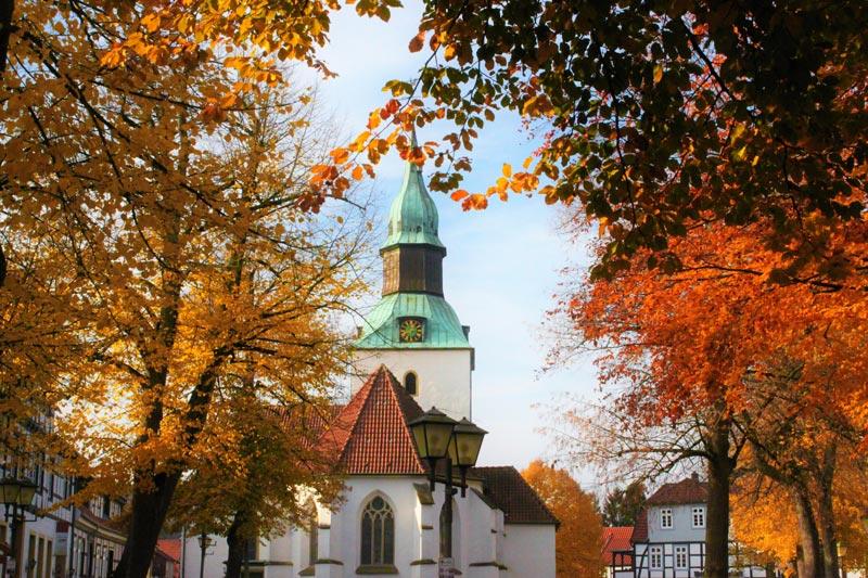 Kirchplatz Bad Essen