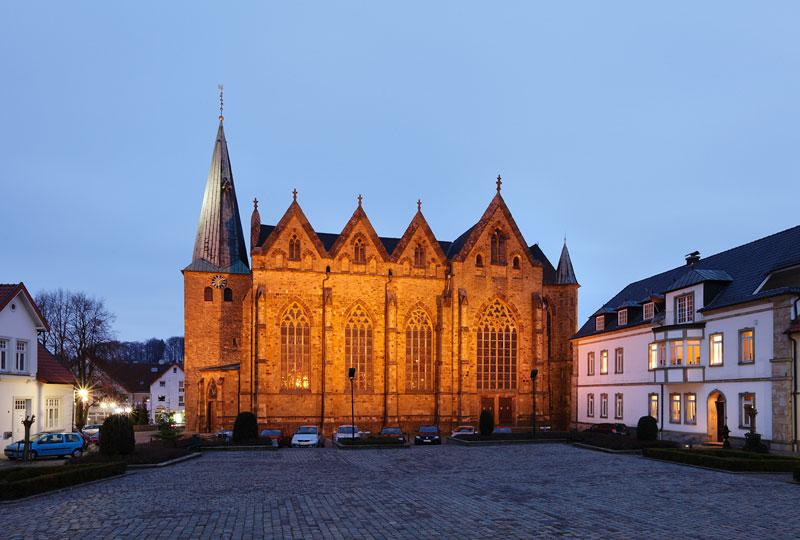 St. Lambertuskirche, Ostercappeln